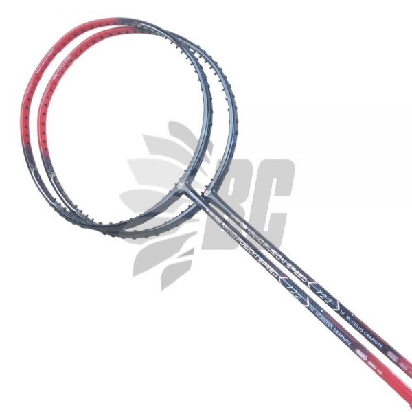 Apacs Nano Fusion Speed 722 Red Badminton Racket